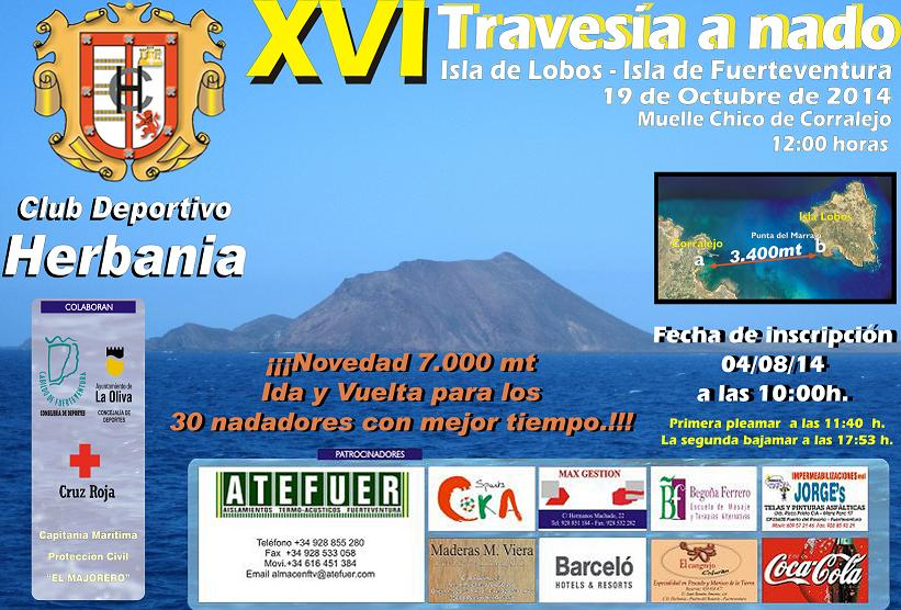 Cartel Travesia